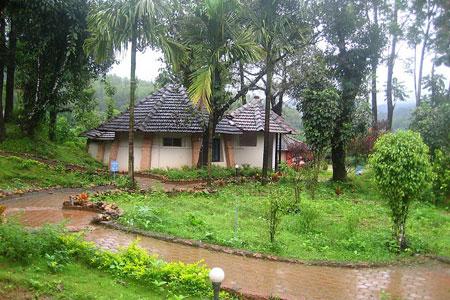 Free Satellite Internet >> Silent Valley Resort, Kalasa, Chikamagalur, Karnataka- Book online